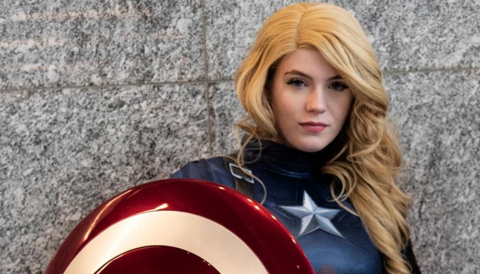 Comicpalooza 2019 Captain America