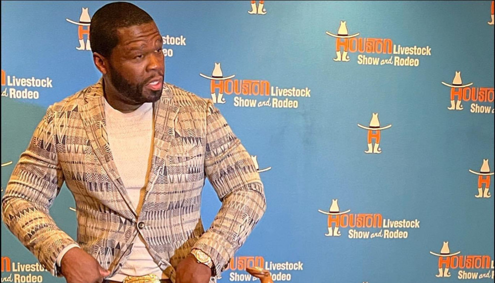 Rap star 50 Cent uncorks big win at annual Rodeo Houston wine auction
