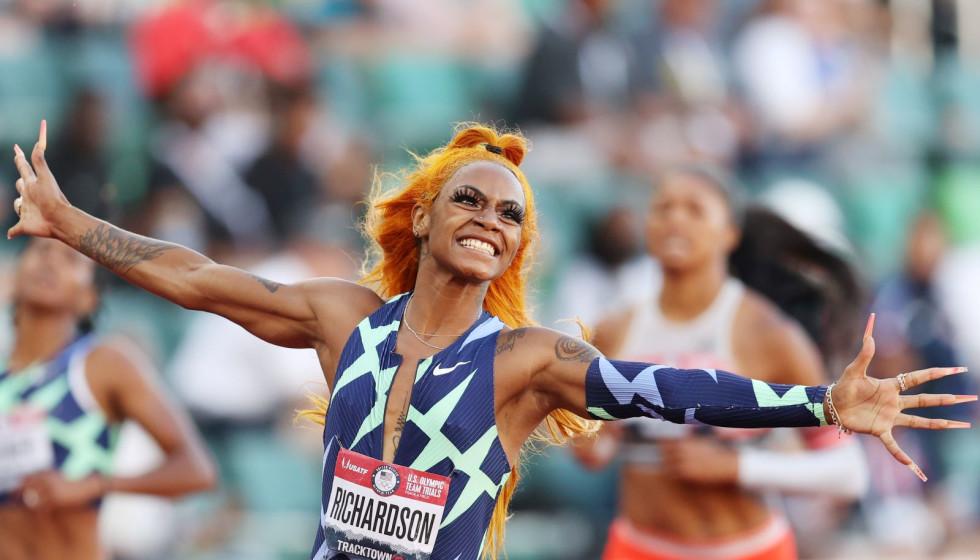 21-Year-Old Olympic Track Star ShaCarri Richardson