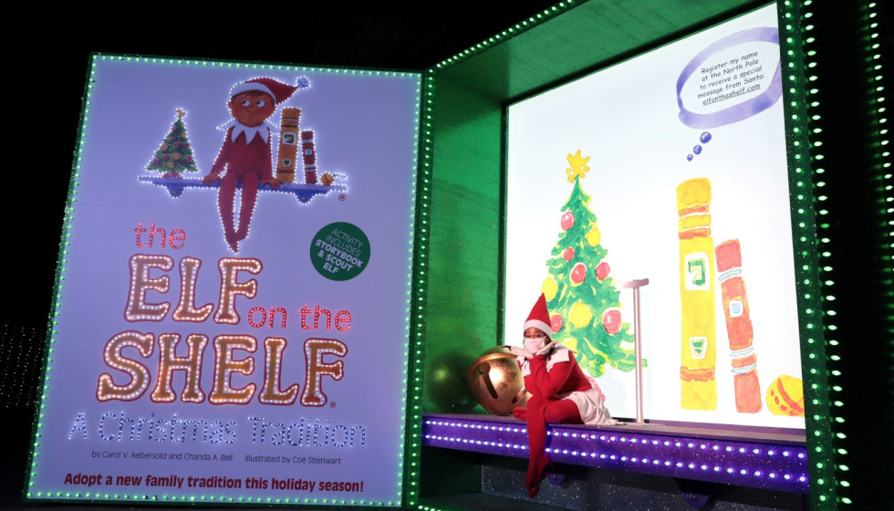 Elf on the Shelf Magical Holiday Journey