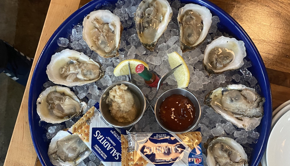 Winnie's oysters