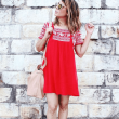 Bianca Jasmon fashion blogger Austin
