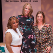 Women's Hospital Labor Day lunch, 8/16, Dr. Joanie Hare, Ilona Carson, Dr. Connie Faro