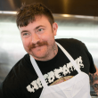 Jonathan Brooks of Milktooth restaurant in Indianapolis
