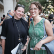 Harry Ransom Center Light and Shadow party 2016 Michel McCabe-Hughes Kait Dorsky