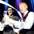 The Illusionists Jeff Hobson The Trickster paper trick