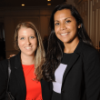 Houston Hospice, Lauren Brown, Elizabeth Arana