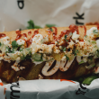 AT&T Center concessions 2016-2017 Mexican corn elote