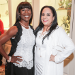 Lauren Anderson, Noreen Khan-Mayberry at Art of Conversation