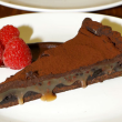 Nancy Silverton, salted chocolate tart