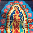 Tesoros Trading Company Lady of Guadalupe mural