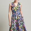 Vivienne Tam butterfly garden dress