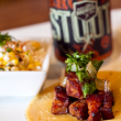 Deep Ellum Brewing Tacos + Beer