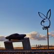 Playboy Marfa by Richard Phillips