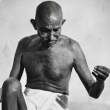 Outdoor Film Screening: Mahatma: Life of Gandhi, 1869-1948