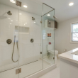 110 North Edgefield Master Bathroom