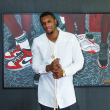 Terrence Jones man cave 4/16