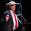 Moontower Comedy and Oddity Festival 2016 Dump Trump Donald Trump Anthony Atamanuik