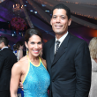 Zoo Ball 4/2016 Rachel McNeill, Dr. WAyne Franklin