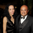 Discovery Green, Gala on the Green, Feb. 2016,  Lisa Wallace, Barron Wallace