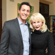 Houston, JDRF Promise Ball kick off party, January 2016, Andy Cerota and Diane Lokey Farb