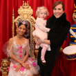 News, Houston Ballet Kingdom of Sweets , Dec. 2015, Mary Patton, Violet Patton
