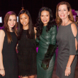 Lauren Sickafoose, Anais Nguyen, Duyen Nguyen, Christina Sickafoose at Heart of Fashion