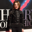 Becca Cason Thrash at Heart of Fashion in Moschino jacket