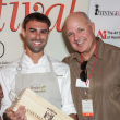 Risotto Festival Justin Kouri and Scott Follmar
