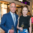 News, Shelby, Chopard opening, Oct. 2015, Mark Sullivan, Becca Cason Thrash