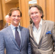 News, Shelby, Chopard opening, Oct. 2015, Ralph Simons, Peter Remington