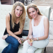 Houston, Mica Mosbacher Racing Forward event, October 2015, Sarah Gruber, Luvi Wheelock