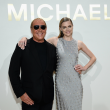Michael Kors and Jaime King at launch of Michael Kors Gold fragrance