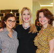 Houston, Ellevate event at Tootsies, August 2015, Shushana Castle, Jennifer Roosth, Lidya Osadchey