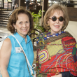 Houston Methodist in Aspen, July 2015, Franelle Rogers and Diane Ofner