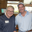 Houston Methodist in Aspen, July 2015, Dr Eric Haufrect and Bob Hay