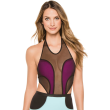Kore cutout sheer maillot at Everything But Water