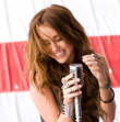 Austin Photo Set: News_sam_patriotic playlist_june 2012_miley cyrus