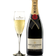 Moet & Chandon Imperial with Flute, champagne