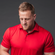 Houston, J.J. Watt debuts clothing with Mizzen and Main, July 2017