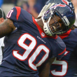 Clowney Texans Falcons happy