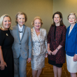 Carolyn Rathjen, Ruth Sharp Altshuler, Margot Perot, Kelly Compton, Caren Prothro