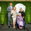 Troy Aikman, Margot Perot, Margaret McDermott, Jennifer Sampson