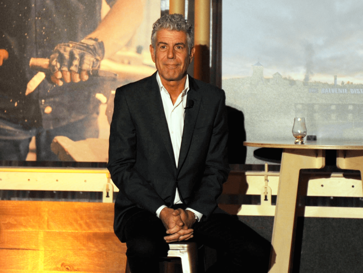 d02db1afd Anthony Bourdain plans weird Houston episode; tells how to eat sushi ...