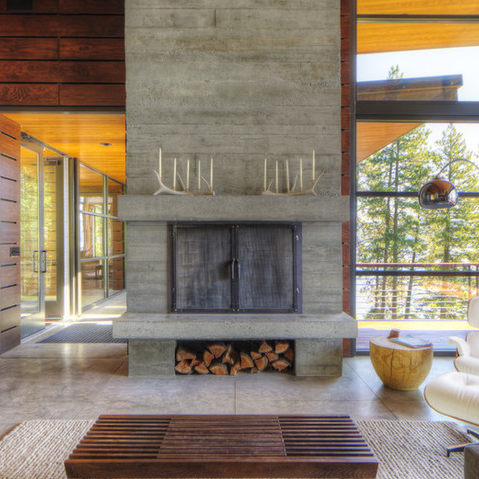 10 ways to mix modern details with rustic style - CultureMap ...