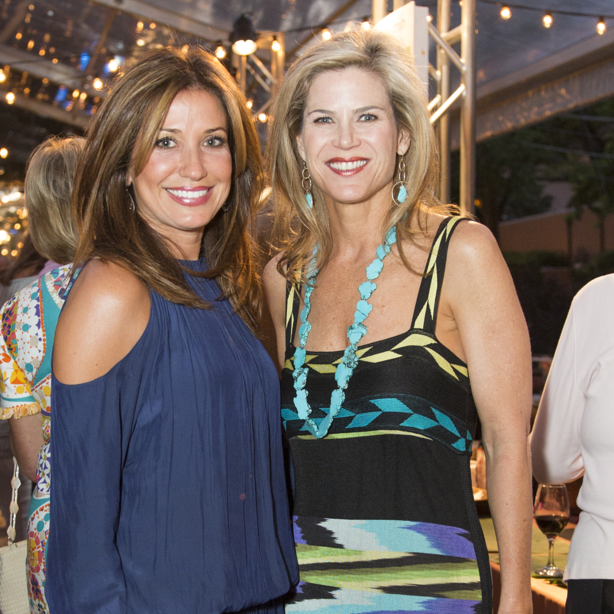 Fabulous Dallas Foodies Flock To 10th Annual TACA Party On