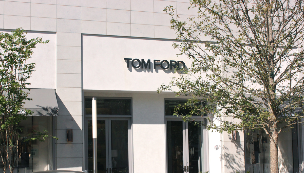 b8d40eaa0d60 High-end heist  Thieves break into new Tom Ford store at luxe center -  CultureMap Houston
