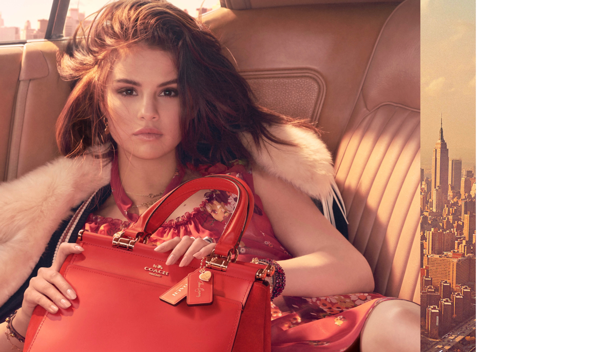 40a9ed715d33 Selena Gomez takes on new role as handbag designer with inspiration -  CultureMap Houston