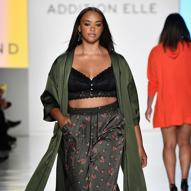 86e28c14613 Ashley Graham and other curvy models rule the runway at fashion week ...
