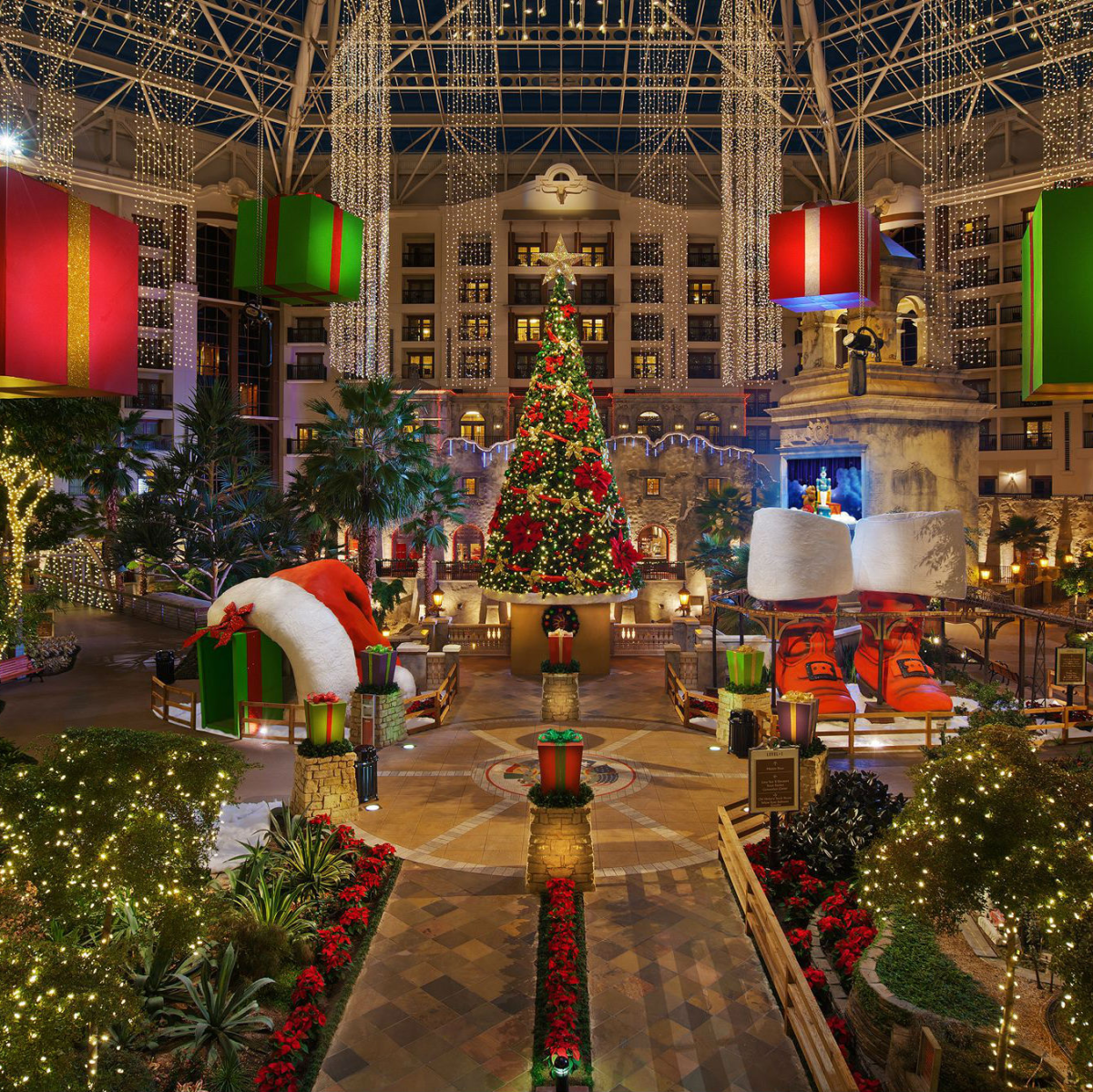 The 6 best Texas hotels for a festive holiday getaway - CultureMap